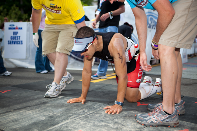 ironman or finisher?