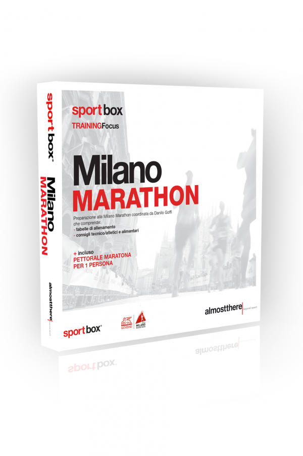 Sportbox Training Focus Milano Marathon 2019