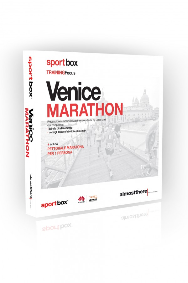 Sportbox Training Focus Venice Marathon 2019